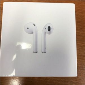 Gen 2 Airpods (packaging is still sealed)